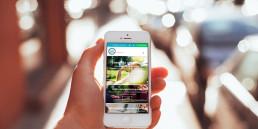 Lauste verkkosivusto mobiili