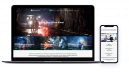 Kalliorakennus verkkosivusto