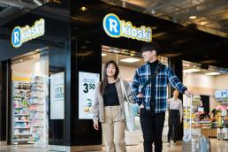 R-kioski lentokenttä